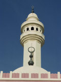 Minaret of the New Grand Mosque, Bahrain, Middle East Photographic Print by Woolfitt Adam