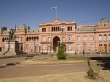 Casa Rosada, Government House, Buenos Aires, Argentina Photographic Print by Richardson Rolf