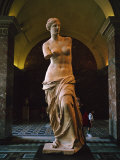 Venus De Milo, Musee Du Louvre, Paris, France, Europe Photographic Print by Rainford Roy