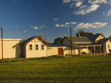 Old Railway Station, Gundagai, New South Wales, Australia, Pacific Photographic Print by Schlenker Jochen