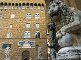 Palazzo Vecchio, Piazza Della Signoria, Florence, Tuscany, Italy, Europe, Europe Photographic Print by Tondini Nico