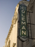 Coleman Theatre, Miami, Oklahoma, United States of America, North America Photographic Print by Snell Michael