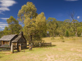 Old Schoolhouse, Suggan Buggan, Victoria, Australia, Pacific Photographic Print by Schlenker Jochen