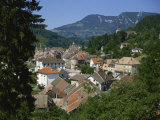 Salins-Les-Bains, Jura, Franche Comte, France, Europe Photographic Print by Short Michael