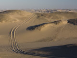 Sand Dunes, Skeleton Coast Park, Namibia, Africa Photographic Print by Milse Thorsten