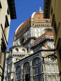 Duomo, Florence, UNESCO World Heritage Site, Tuscany, Italy, Europe Photographic Print by Tondini Nico