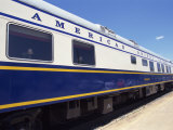 American Orient Express Train, Travelling in the Southwest U.S., USA Photographic Print by Wright Alison