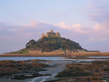 St. Michael's Mount, Cornwall, England, United Kingdom, Europe Reproduction photographique par Rainford Roy
