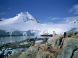 Port Lockroy, Antarctic Peninsula, Antarctica, Polar Regions Photographic Print by Renner Geoff