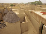 Village Just Outside Sangha, Dogon Area, Mali, Africa Photographic Print by Pate Jenny