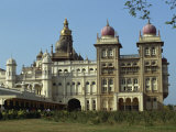 Maharaja&#39;s Palace, Mysore, Karnataka State, India Photographic Print by Taylor Liba