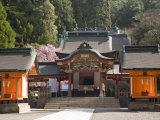 Kirishima-Jingu Shrine, Kirishima, Kyushu, Japan Photographic Print by Richardson Rolf