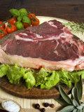 Florentine Steak, Tuscany, Italy, Europe Photographic Print by Tondini Nico