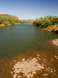 Victoria River, Northern Territory, Australia, Pacific Photographic Print by Schlenker Jochen