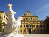 Pales Statue, Palazzo Ducale, Parma, Emilia Romagna, Italy, Europe Photographic Print by Tondini Nico