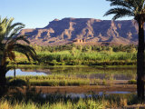 Jebel Sahro, Oued Draa, Morocco, North Africa, Africa Photographic Print by Simanor Eitan