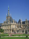 Palais Benedictine at Fecamp in Seine Maritime, in Haute Normandie, France, Europe Photographie par Rainford Roy