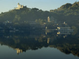 Lake Nakk, Mount Abu, Rajasthan State, India Photographic Print by Sassoon Sybil