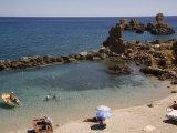 Mourtias Beach, Pelion, Thessaly, Greece, Europe Photographic Print by Richardson Rolf
