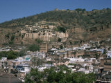 Bundi Fort, Rajasthan State, India Photographic Print by Sassoon Sybil
