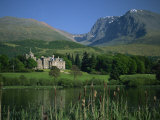 Inverlochy Hotel at Foot of Ben Nevis, Highlands, Scotland, United Kingdom, Europe Photographic Print by Woolfitt Adam