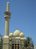 Ber Dubai Mosque, Dubai, United Arab Emirates, Middle East Photographic Print by Waltham Tony