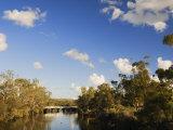 Avon River, York, Western Australia, Australia, Pacific Photographic Print by Schlenker Jochen