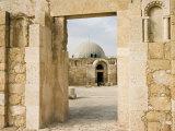 Ummayad Palace of Amman, Amman, Jordan, Middle East Photographic Print by Tondini Nico
