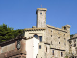 Castle of Bolsena, Bolsena, Viterbo, Lazio, Italy, Europe Photographic Print by Tondini Nico
