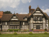 Wightwick Manor, Wolverhampton, West Midlands, England, United Kingdom, Europe Photographic Print by Richardson Rolf