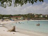 Long Beach, Antigua, Leeward Islands, West Indies, Caribbean, Central America Photographic Print by Richardson Rolf