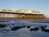 Pier, Hastings, Sussex, England, United Kingdom, Europe Photographic Print by Scholey Peter