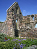 Nunnery Site, Iona, Argyll, Inner Hebrides, Scotland, United Kingdom, Euyrope Photographic Print by Renner Geoff