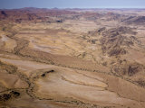 Aerial Photo, Damaraland, Namibia, Africa Photographic Print by Milse Thorsten