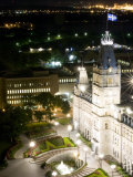Parliament Building, Quebec City, Quebec, Canada, North America Photographic Print by DeFreitas Michael