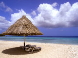Santa Martha Bay Beach, Curacao, Netherlands Antilles, Caribbean, Central America Photographic Print by DeFreitas Michael