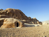 Al Beidha, Neolithic Village, Jordan, Middle East Photographic Print by Tondini Nico