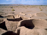 Ruins of Tulor Village, Dating from 100Bc and 100Ad, Near San Pedro De Atacama, Chile Photographic Print by Renner Geoff