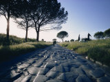 Appia Antica, Rome, Lazio, Italy, Europe Photographic Print by Woolfitt Adam