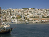 Mikrolimano, Piraeus, Athens, Greece, Europe Photographic Print by Richardson Rolf