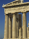 Parthenon, the Acropolis, UNESCO World Heritage Site, Athens, Greece, Europe Photographic Print by Simanor Eitan