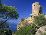 Mirador of Ses Animes, Mallorca, Balearic Islands, Spain, Mediterranean, Europe Photographic Print by Tomlinson Ruth