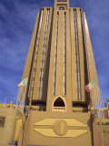 Bceao Tower, Bamako, Mali, West Africa, Africa Photographic Print by Pate Jenny