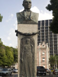 Getulio Vargas Statue, Belem, Para, Brazil, South America Photographic Print by Richardson Rolf