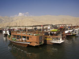 Dibba Harbour, Musandam, Oman, Middle East Photographic Print by Richardson Rolf