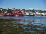 Lunenburg, South Shore, Nova Scotia, Canada, North America Photographic Print by Simanor Eitan