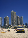 Surfer's Paradise, Gold Coast, Queensland, Australia, Pacific Photographic Print by Wilson Ken