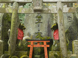 Fushimi Inari-Taisha Shrine, Kyoto, Kansai, Honshu, Japan Photographic Print by Schlenker Jochen