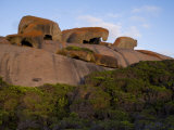 Remarkable Rocks, Flinders Chase National Park, Kangaroo Island, South Australia, Australia Photographic Print by Milse Thorsten
