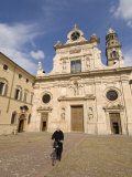 San Giovanni Church, Parma, Emilia-Romagna, Italy, Europe Photographic Print by Pitamitz Sergio